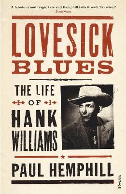 Lovesick Blues book