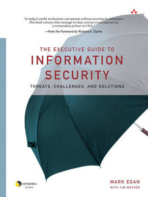 The Executive Guide to Information Security by Mark Egan