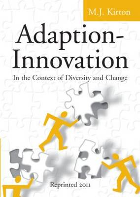 Adaption-Innovation book