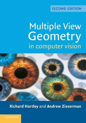 Multiple View Geometry in Computer Vision book