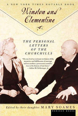Winston and Celementine by Mary Soames