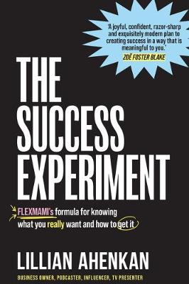 The Success Experiment by Lillian Ahenkan