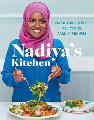Nadiya's Kitchen book