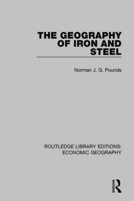 Geography of Iron and Steel book
