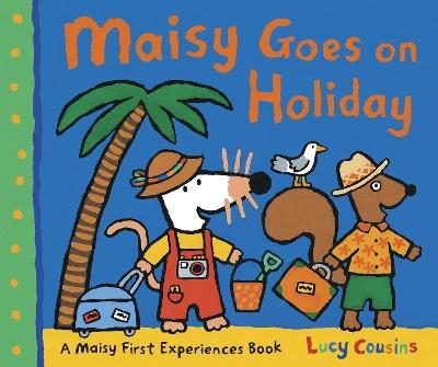 Maisy Goes on Holiday book
