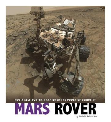 Mars Rover by Danielle Smith-Llera