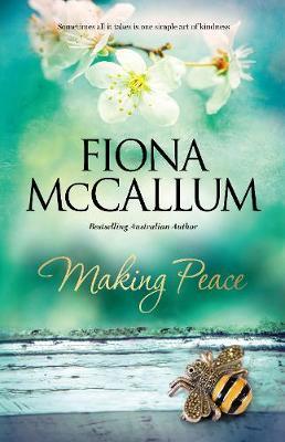 Making Peace by Fiona McCallum