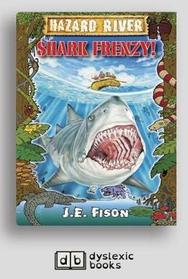 Shark Frenzy by J.E. Fison