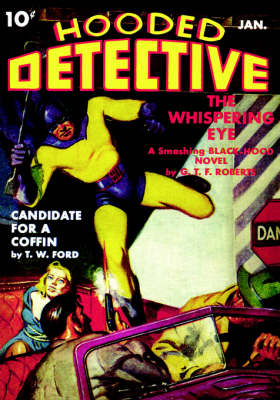 Hooded Detective (January, 1942) by John Gregory Betancourt