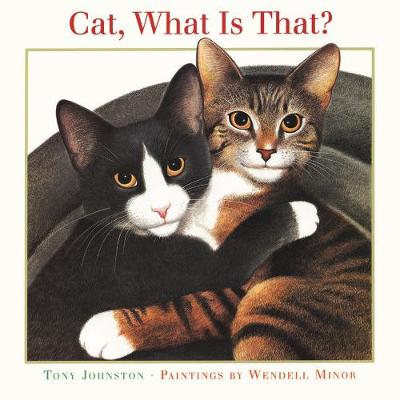 Cat, What is That? book