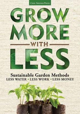 Grow More with Less book