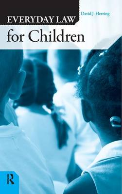 Everyday Law for Children book