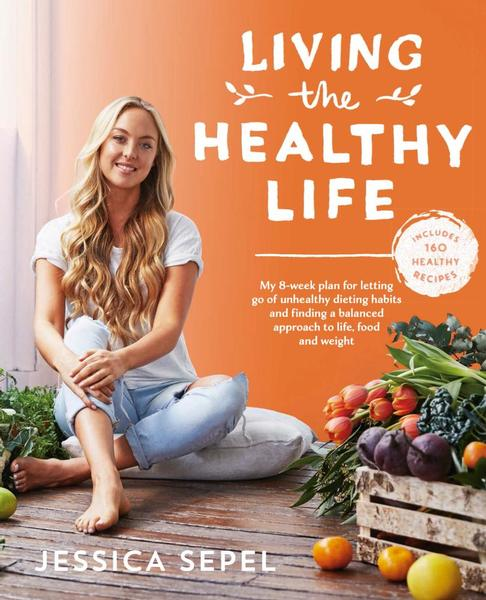 Living the Healthy Life book