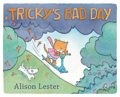 Tricky's Bad Day book