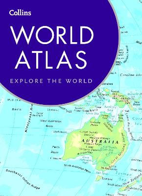 Collins World Atlas: Paperback Edition book