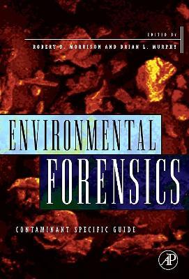 Environmental Forensics book