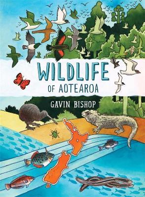 Wildlife of Aotearoa book