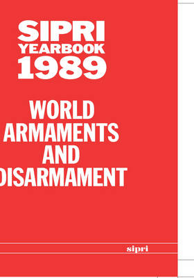 SIPRI Yearbook 1989 book