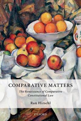 Comparative Matters by Ran Hirschl