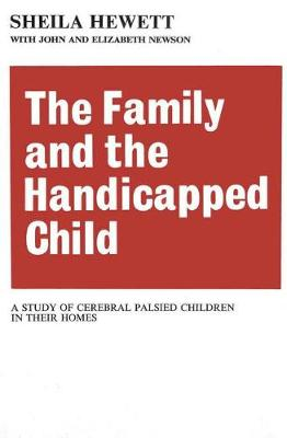 Family and the Handicapped Child book