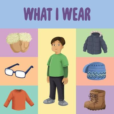 What I Wear (English) by Charlene Chua