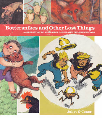 Bottersnikes And Other Lost Things by O'Conor, Juliet