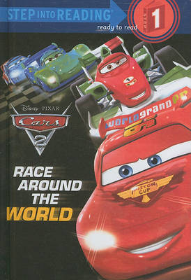 Cars 2: Race Around the World by Susan Amerikaner