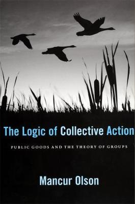 Logic of Collective Action book