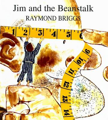 Jim and the Beanstalk book