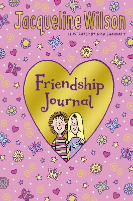 Jacqueline Wilson Friendship Journal by Jacqueline Wilson