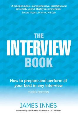The Interview Book by James Innes