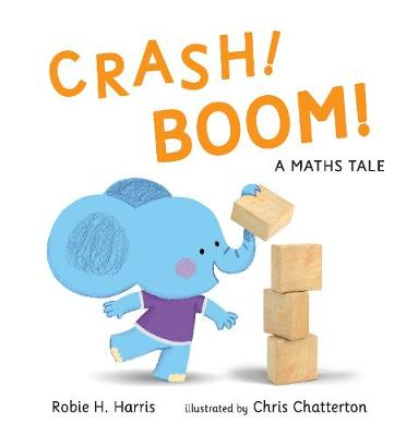 CRASH! BOOM! book