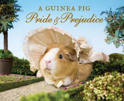 Guinea Pig Pride & Prejudice by Jane Austen