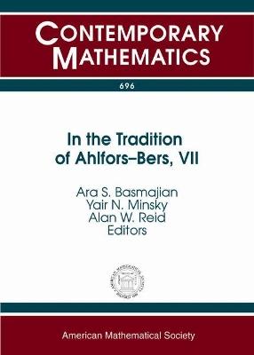 In the Tradition of Ahlfors-Bers, VII by Yair N. Minsky