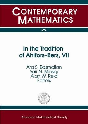 In the Tradition of Ahlfors-Bers, VII book