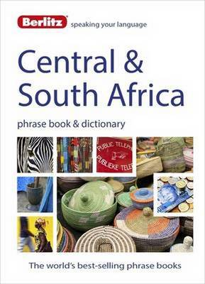Berlitz Phrase Book & Dictionary Central & South Africa by Berlitz