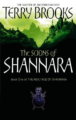 Scions Of Shannara by Terry Brooks