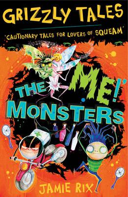 Me! Monsters by Jamie Rix