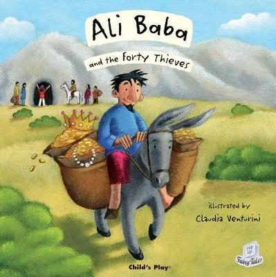 Ali Baba and the Forty Thieves by Claudia Venturini