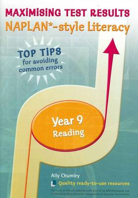 Year 9 Reading by Ally Chumley