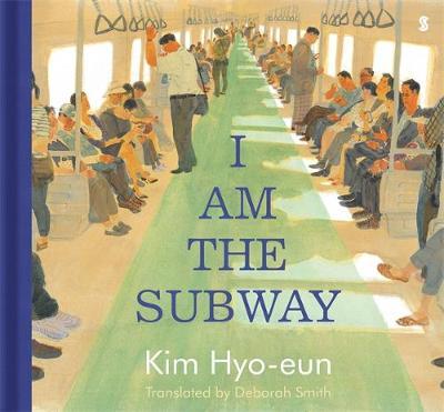 I Am the Subway book