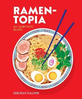 Ramen-topia book