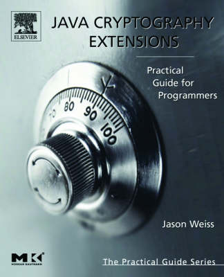 Java Cryptography Extensions book