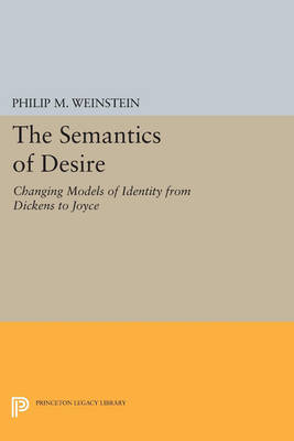 The Semantics of Desire by Philip M. Weinstein