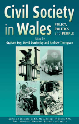 Civil Society in Wales by Graham Day