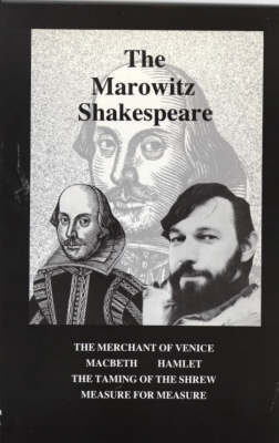 Marowitz Shakespeare by Charles Marowitz