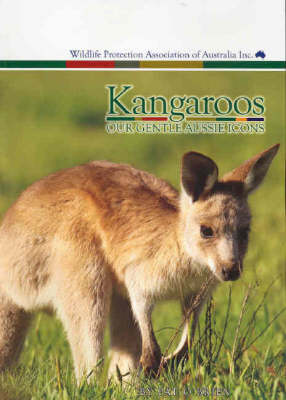 Kangaroos: Our Gentle Aussie Icons by Pat O'Brien