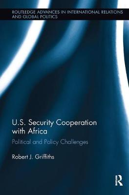 U.S. Security Cooperation with Africa book
