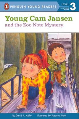Young CAM Jansen and the Zoo Note Mystery by David A Adler