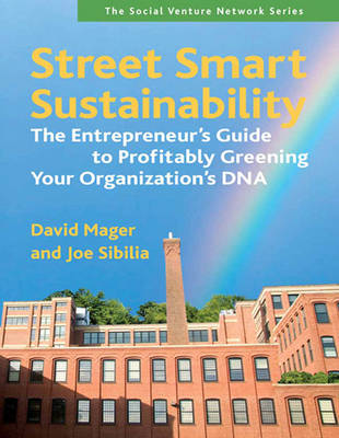 Street Smart Sustainability (1 Volume Set) by David Mager